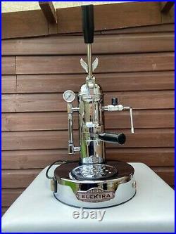 Espresso Coffee Machine, Elektra Micro Leva