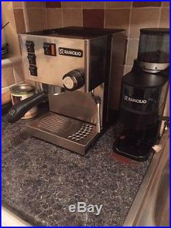 Espresso Coffee Machine RANCILIO SILVIA
