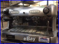 Espresso Italiano 2 Group Commercial Espresso Coffee Machine Serviced