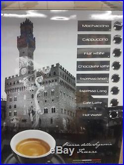 Essential espresso cafe Machine