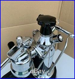 Ex-Display La Pavoni Europiccola V230 Lever Coffee Machine boxed