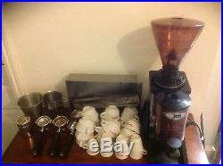 Excelvan 850W 15Bar 2-Cup Espresso Coffee Machine Maker Barista Latte Cappuccino
