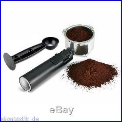 Excelvan Italian Style Espresso Coffee Machine Dual-Shot Drinks Maker 15Bar 1.6L