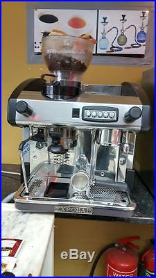 Expobar Compact automatic espresso coffee machines Single Group