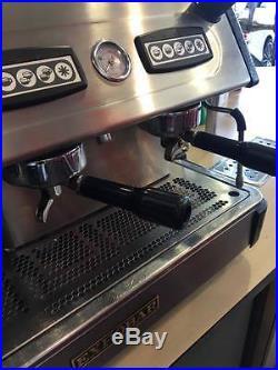 Expobar Elegance 2 Group Espresso Coffee Machine inc 60kg of Fresh Coffee Beans