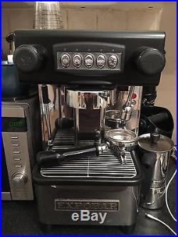 Expobar Espresso Machine Sage Coffee Grinder