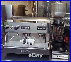 Expobar Monroc 2 Group Automatic Control Espresso Coffee Machine 11.5 L