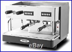 Expobar Monroc 2 Group Commercial Espresso Coffee Machine Cafe Restaurant Bistro
