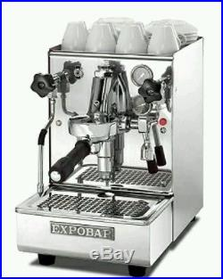 Expobar Office LEVA 1Group Espresso Coffee Machine Home/Office with NEW Grinder