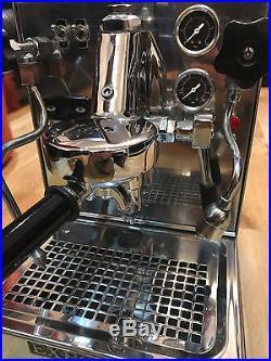 Expobar Office LEVA Group 1 Espresso Coffee Machine Dual Boiler Reservoir