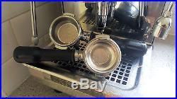 Expobar Office Leva Espresso Machine Prosumer PID controlled Dual Boiler