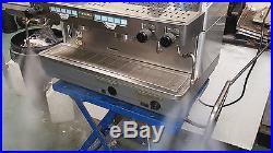 FAEMA E98 President Espresso Coffee Machine 2 group