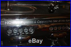 Faema Enova 2 Group Espresso, Cappuccino Stile DI Vita Italiano Coffee Machine