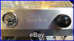 Fracino Commercial Espresso Coffee Machine 2 Group Fully Working / Francino