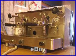 Faema Ariete 1973 E61 Restored Traditional Commercial Coffee Espresso Machine