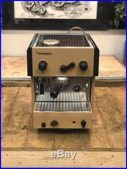 Faema Compact 1 Group Manual Paddle Espresso Coffee Machine Cafe Home Barista