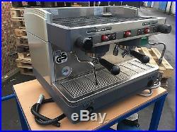 Faema E98 Compact 2 Group Commercial Espresso Cappuccino Coffee Machine