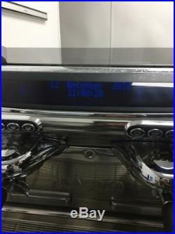 Faema Emblema Commercial Espresso Coffee Machine + Auto Steam Arm-Top of Range