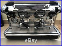 Faema Emblema- Commercial Espresso Coffee Machines +Auto Steam
