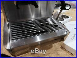 Faulty Sage Barista Express Stainless Steel Coffee Machine