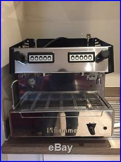 Fiamma 2 group commercial espresso coffee machine