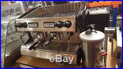 Fiamma Prestige espresso Coffee Machine 2 Group Commercial