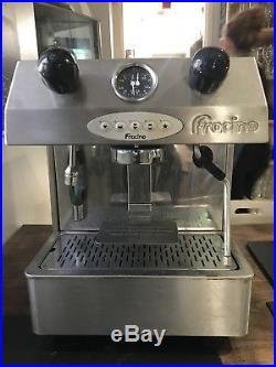 Fracino 1 Group Espresso Coffee Machine (NEEDS REPAIR)