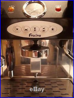 Fracino 1 Group Espresso Machine Commercial Automatic Coffee Machine Used