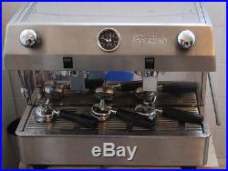 Fracino 2 Group CLA2 Commercial Espresso Coffee Machine -Refurbished