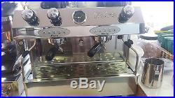 Fracino 2 group espresso coffee machine