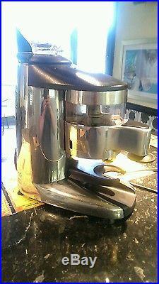 Fracino Coffee / Espresso Bean Grinder Machine