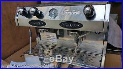 Fracino Contempo 2 Group Coffee & Espresso Machine S/Steel & Water Filter