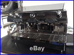 Fracino Contempo Espresso Coffee Machine Automatic 3 Group Con3E