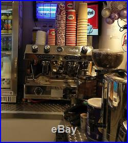 Fracino Dual Fuel Espresso / Coffee Machine LPG+Electric CON2ELPG