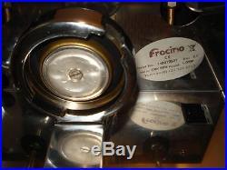 Fracino Little Gem Espresso Machine no reserve