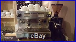 Futurmat 2 Group Espresso Coffee Machine and Grinder