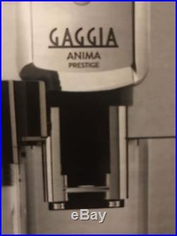GAGGIA Anima PRESTIGE Bean To Cup Espresso coffee machine R18762/18