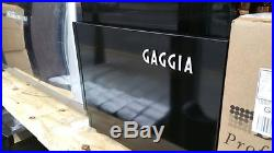 GAGGIA TD TE 2 GROUP ESPRESSO COFFEE MACHINE SEMI AUTOMATIC BLACK