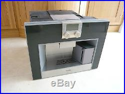 Gaggenau Fully automic espresso/coffee machine