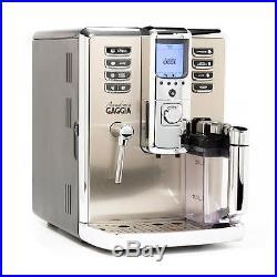 Gaggia Accademia Super Automatic Bean to Cup Espresso Coffee Machine