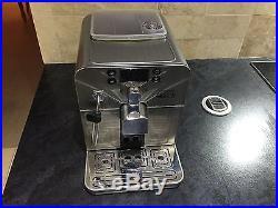 Gaggia Brera Bean to Cup Coffee Machine Espresso