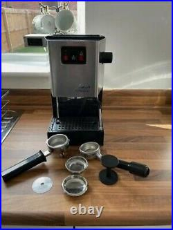 Gaggia Classic 2013 Espresso Coffee Machine Upgraded and Serviced PID, 9 Bar