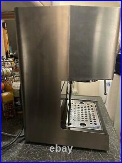 Gaggia Classic Coffee Machine Rancilio Silvia V2 Steam Wand IMS Shower Screen