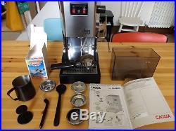 Gaggia Classic Espresso Coffee Machine 2012