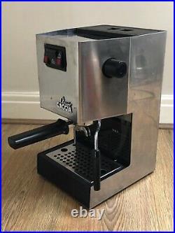 Gaggia Classic Espresso Coffee Machine 2012 1200W