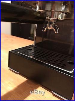 Gaggia Classic Silver Chrome Coffee Machine Excellent Condition Espresso Maker