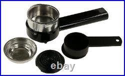 Gaggia Coffee Machine RI8425/11 Gran Gaggia Deluxe Espresso Machine, Black
