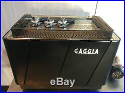 Gaggia D90 Espresso Evolution Coffee Machine 2 Group Commercial single phase