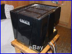 Gaggia D90 Single Group Restored Traditional Commercial Espresso Coffee Machine