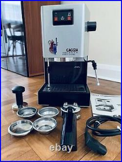 Gaggia Espresso Coffee Machine Upgraded And Modified
